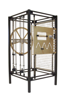 Torre modular de mecanoterapia
