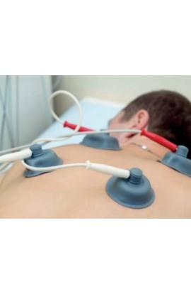 Aparato de electroterapia HC UNISTIM