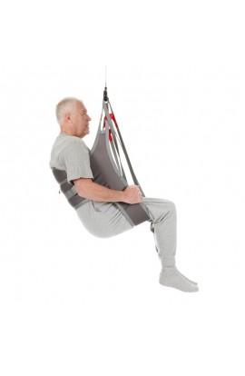 Arnés de elevación de higiene , soporte extra en espalda